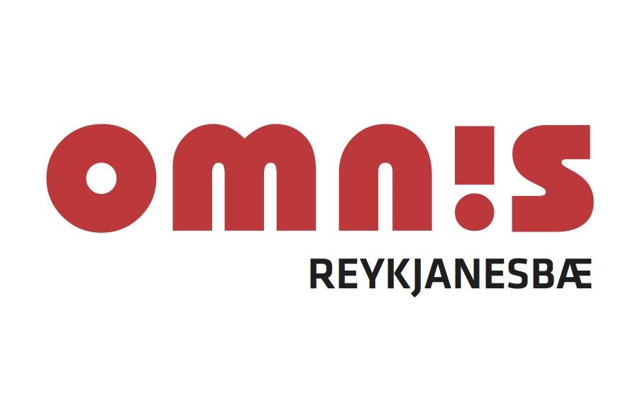 omnis logo reykjanesbaer