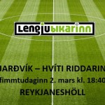 Njarðvik - Hvíti riddarinn