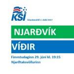Njarðvík - Víðir