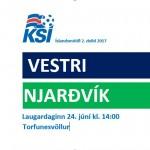 Vestri - Njarðvík