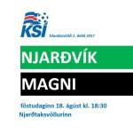Njarðvík - magni nýtt nytt