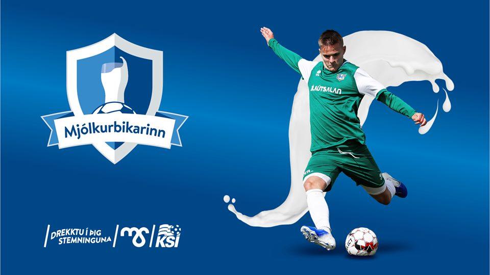 Mjólkurbikarinn; KR – Njarðvík