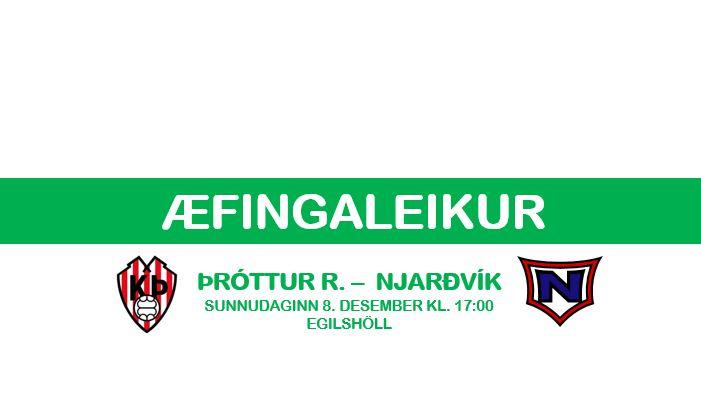 Þróttur – Njarðvík